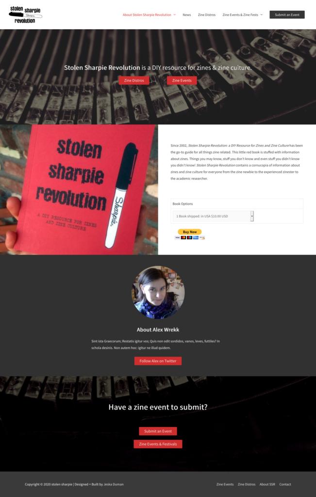 Stolen Sharpie Revolution - Screenshot